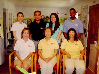 DS Physical Therapy Staff